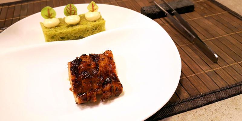 The Alchemix pan glutinoso de cilantro
