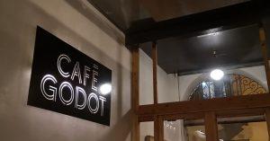 Cafe godot Gracia Barcelona